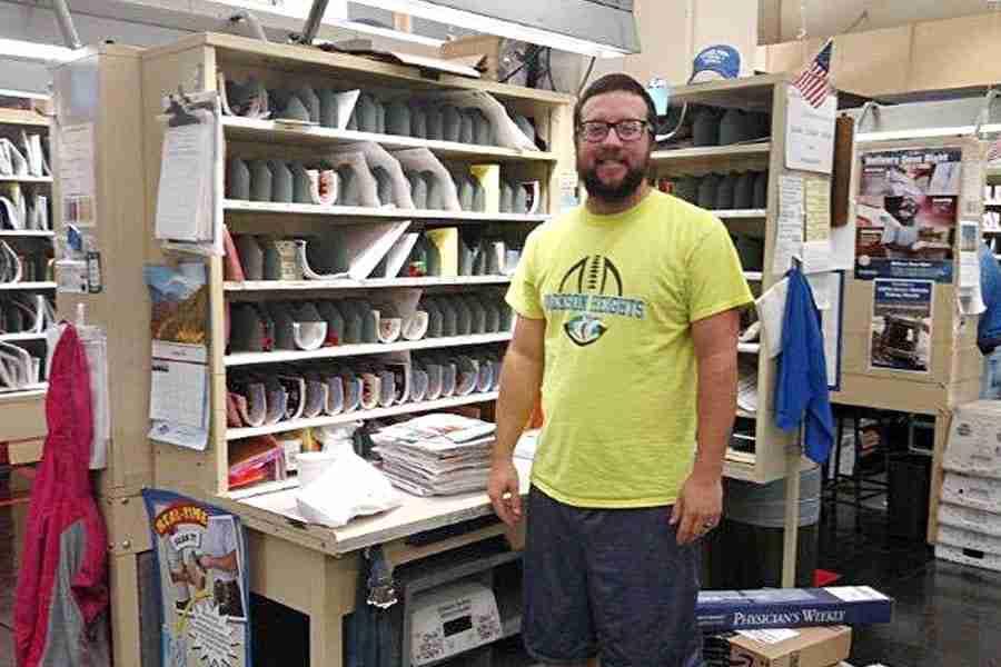 Rural Carrier Hero: Luke Geist, Holton, KS - Ruralinfo.net