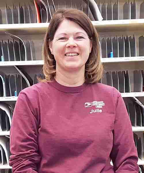 Julie Hamilton, Nashville, MI